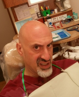 dan at dentist