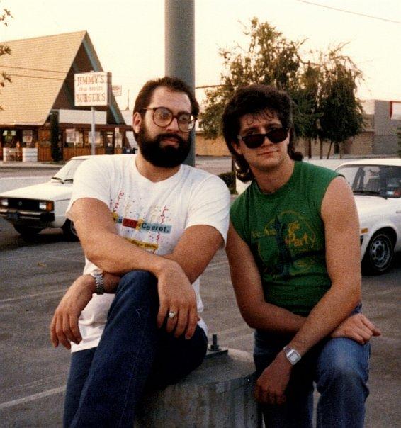 mike dan Jimmy burger