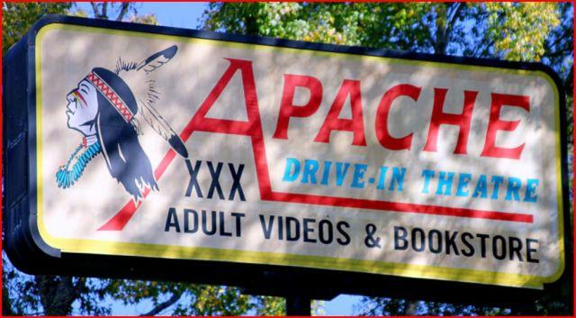 apache close up